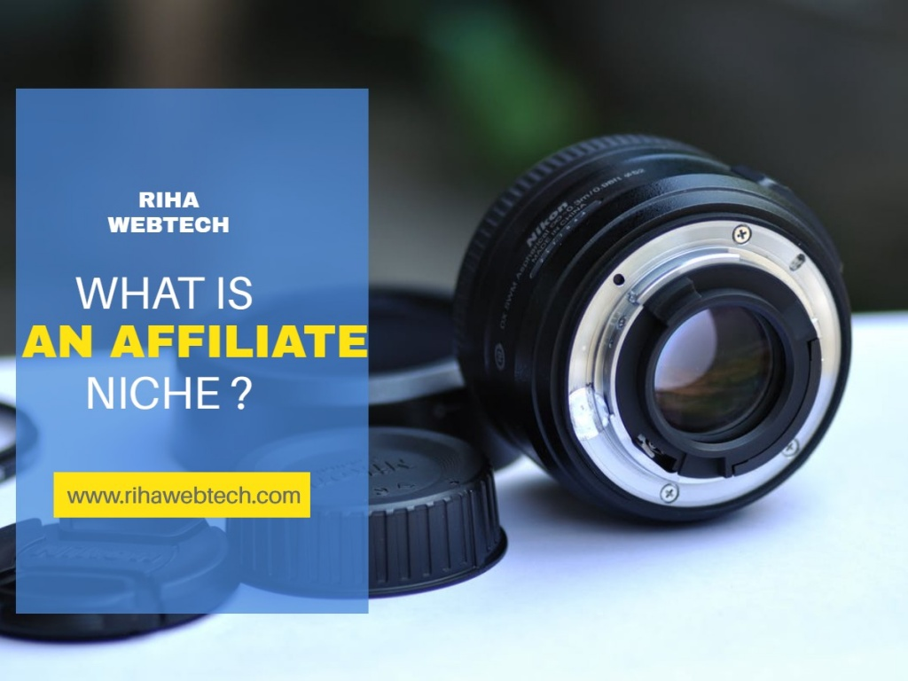 What is an Affiliate Niche?