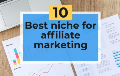 best niche for affiliate marketing